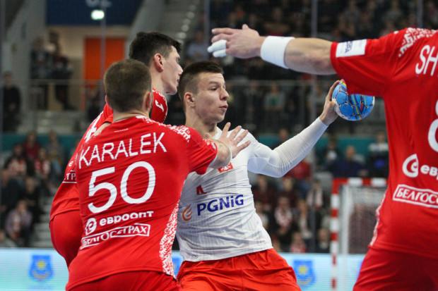 Michał Olejniczak wcześniej zadebiutował na mistrzostwach Europy niż... w polskiej PGNiG Superlidze. Uczeń, a niebawem absolwent SMS Gdańsk, z pewnością nie będzie narzekał na brak ofert.