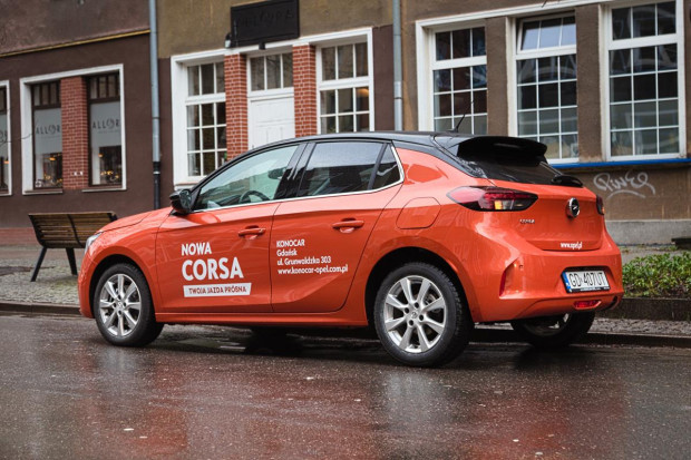 Nowa Corsa powstała na tej samej platformie, na której zbudowano Peugeota 208.