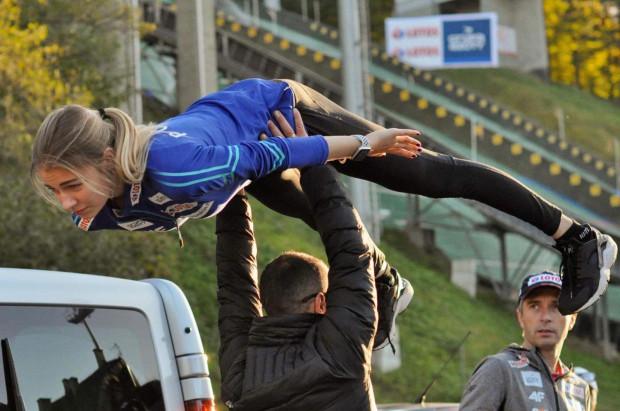 Wiktoria Polanowska trenuje aż sześć razy w tygodniu. Do tego dochodzą zawody, które odbywają się właściwie co weekend.