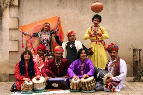 Każdy z zespołów występujących na Globaltice gra muzykę z innego zakątku świata. Dhoad - Gypsies From Rajasthan to hinduscy wędrowni grajkowie i kuglarze.