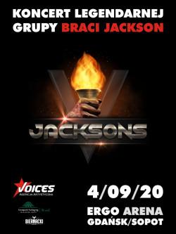 The Jacksons w Ergo Arenie
