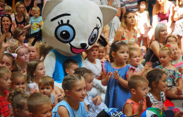 Dzieci uwielbiają Kicię Kocię. W Gdańsku trwają starania o to, by bohaterka książek dla najmłodszych została patronką Przedszkola nr 80.