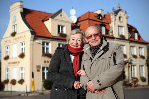 Jerzy Kiszkis i Halina Winiarska to małżeństwo wybitnych aktorów, od lat związanych z gdańską sceną teatralną.