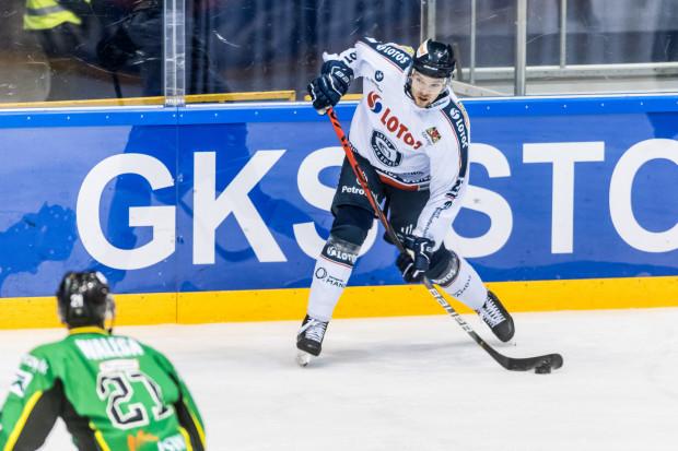 Ladislav Havlik zdobył zwycięską bramkę w wyjazdowym starciu z JKH GKS Jastrzębie.