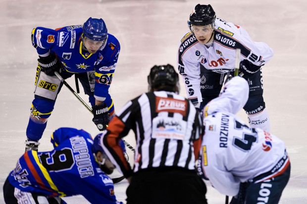 Gdańszczanie przegrali z Podhalem Nowy Targ po raz piąty w tym sezonie.