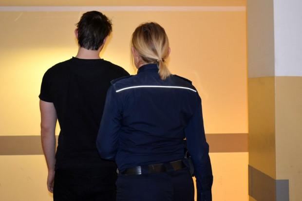 20-latek z Gdańska odpowie za udzielenie 15 porcji narkotyków policjantowi oraz posiadanie kilkudziesięciu kolejnych porcji.