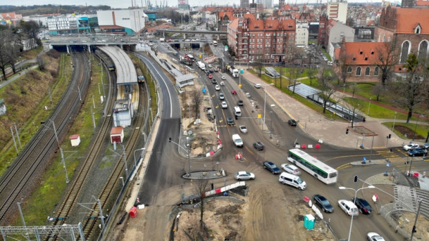 Drogowcy zapowiadają zmiany w organizacji ruchu w rejonie wiaduktu Biskupia Górka.