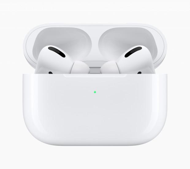 Apple AirPods Pro - słuchawki TWS premium, kosztujące ponad 1,2 tys. złotych