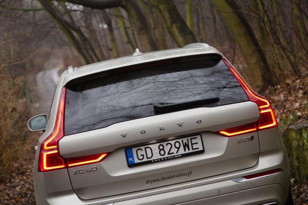 Miękka hybryda w ofercie silnikowej modeli Volvo oznaczana jest literką B. W przypadku egzemplarza testowanego to B5.