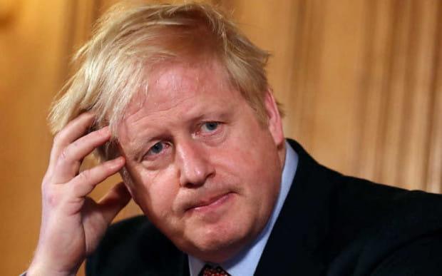 - Wielu naszych rodaków straci swoich bliskich - mówi premier Wielkiej Brytanii Boris Johnson.