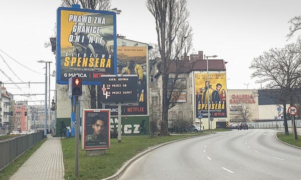 Dłuższy termin nie będzie dotyczył wielkich nośników reklamowych czy banerów, które muszą zniknąć do 2 kwietnia br. Nz. tzw. Wysepka we Wrzeszczu i budynki, które należą do miasta.