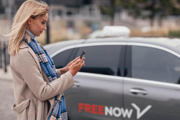 Free Now zaoferowało nawet 20 tys. darmowych przejazdów dla medyków.