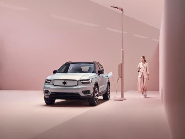 Pierwsze elektryczne Volvo zadebiutuje na rynku w drugiej połowie 2020 roku.