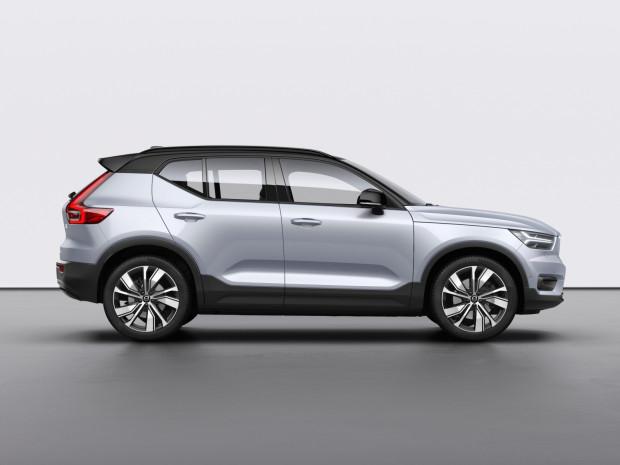 W ciągu najbliższych pięciu lat Volvo planuje wprowadzić elektryczną odmianę każdego modelu z oferty.