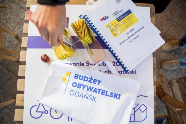 Gdański magistrat zlecił opracowanie linii graficznej i wykonanie sesji zdjęciowej do promocji nowej edycji BO. W sumie poszło na to 110,7 tys. zł.