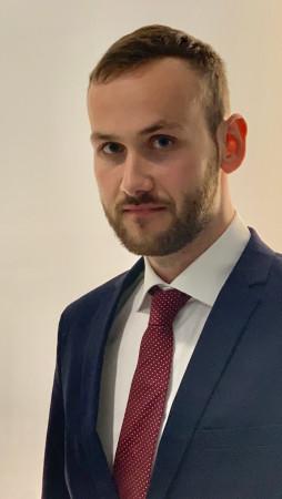 Szymon Szuksztul, radca prawny