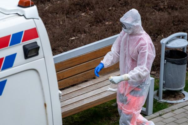 W niedzielę rano służby poinformowały, że w sumie liczba osób zakażonych koronawirusem w województwie pomorskim to 37 osób.