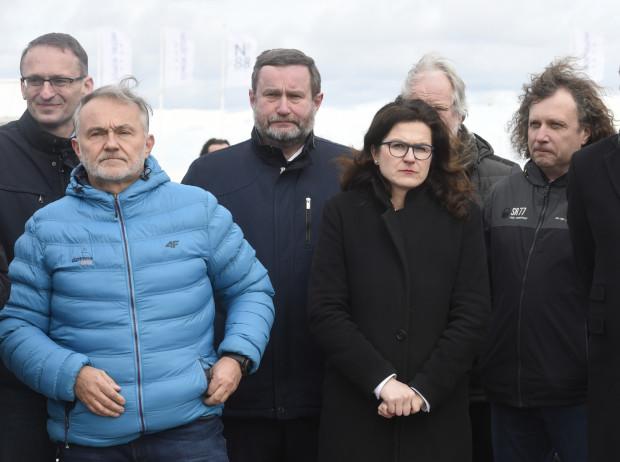 Wojciech Szczurek, Aleksandra Dulkiewicz i Jacek Karnowski są przeciwko przeprowadzeniu wyborów w maju.