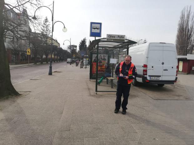 W pomoc ZTM-owi zaangażowali się także pracownicy przewoźników i kontrolerzy Renomy.