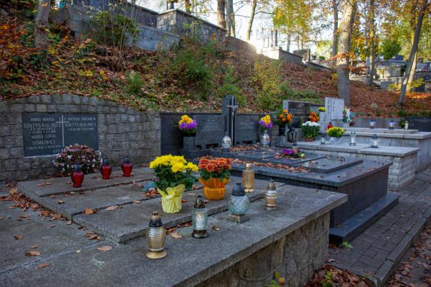 Cmentarz Witomiński w Gdyni.