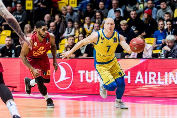 Krzysztof Szubarga (nr 7) czuje niedosyt po przedwcześnie zakończonym sezonie. Wchodził on w decydujący moment, a wzmocniony zespół miał potencjał do walki w finale fazy play-off.