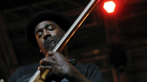 Marcus Miller, dyrektor muzyczny i główny bohater sobotniego widowiska jazzowego Marcus+.