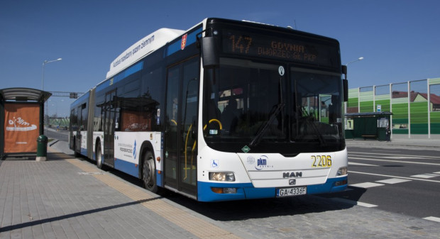 Komunikacja w Gdyni wraca do rozkładów jazdy ważnych w dni powszednie w roku szkolnym.