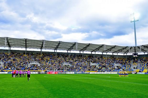 Dzień meczowy był jednym ze źródłem dochodu Arki Gdynia. Rządowe dofinansowanie ma pomóc częściowo zrekompensować starty w budżecie.