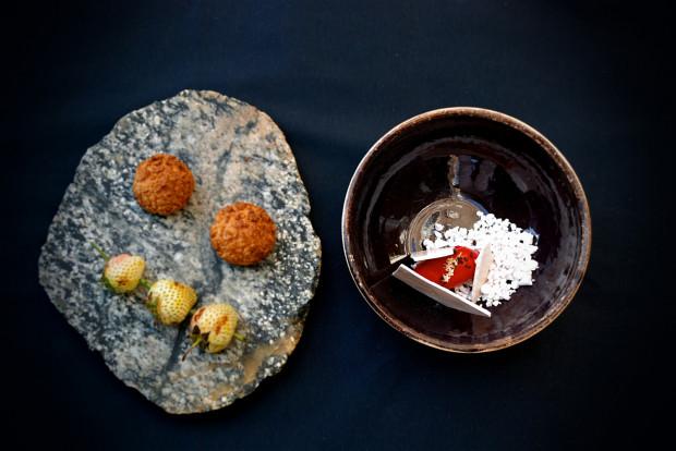 W nieistniejącej już restauracji Metamorfoza w Gdańsku ówczesny szef Adrian Klonowski stworzył deser z... mrówkami. Słodycz deseru przełamał kwaskowatymi owadami, które zastąpiły cytrusy.