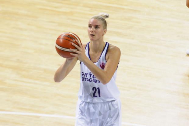 Laura Miskiniene w poprzednim sezonie grała w Artego Bydgoszcz, a jeszcze wcześniej w Enerdze Toruń.