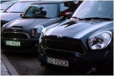 Mini to idealne auto dla bizneswoman