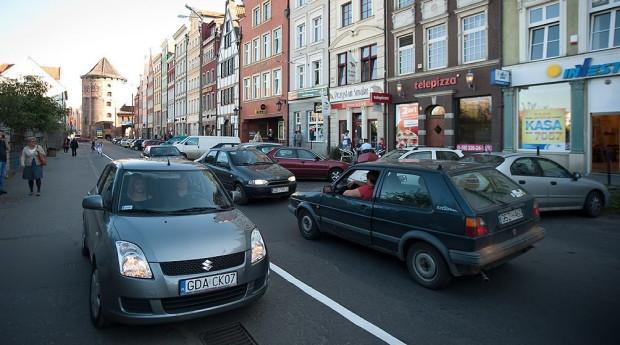 Zmiany w ruchu wywołały spore zamieszanie wśród kierowców.