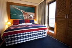Apartament z łóżkiem Hastens w Hotelu Gdańsk