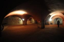 Po wyburzeniu ścian w kazamacie okazało się, że ma ona ponad 1 tys. m kw. powierzchni.