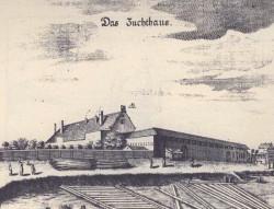 Gdański zuchthaus, czyli dom poprawy poprzez pracę, powstał w pierwszej połowie XVII wieku, jako jedna z pierwszych takich instytucji w całej Europie. Istniał w okolicach dzisiejszej ul. Rycerskiej.