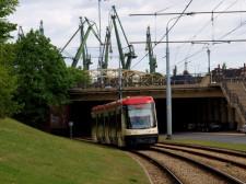 Pesy na gdańskich torach kursują od ponad roku. Obecnie dostarczone zostały już wszystkie z 35 zamówionych tramwajów.