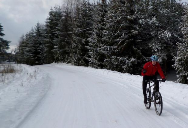 Pierwsze śniegi w tym roku mamy już za sobą.