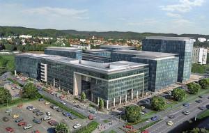 W zespole biurowców Olivia Business Centre będzie w sumie 120 tys. m.kw. Gotowy jest już budynek Olivia Gate (17 tys. m kw.), powstają dwa kolejne: Olivia Point i Olivia Tower o powierzchni 23,5 tys. m kw.
