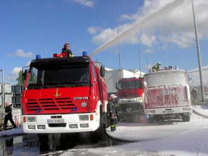 Portowa Straż Pożarna Florian zajmuje się ochroną przeciwpożarową i ekologiczną portu, spółek portowych oraz przylegających do portu części miasta. Na wyposażeniu posiada 9 samochodów bojowych oraz sprzęt i samochody pomocnicze.