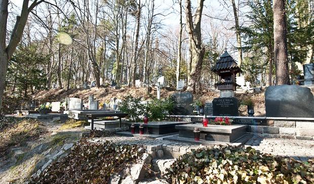 Cmentarz Komunalny w Sopocie.