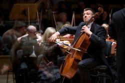 Solistą na koncercie inauguracyjnym był wyśmienity wiolonczelista Ludwig Quandt z Filharmonii Berlińskiej.