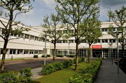Biuro Velux w Horsholm w Dani, miejsce gdzie będzie odbywał się staż.
