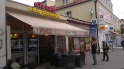 Jeden z najstarszych kebabów w Trójmieście A'la Turka w Gdyni na 10 lutego. Specjalność - pirzola, czyli baranina z kością.
