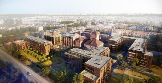 Dawny browar we Wrzeszczu będzie integralną częścią miasta, a nie kolejną zamkniętą enklawą mieszkaniową.