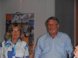 Micheline Hugon wraz z mężem Louisem Melon z rozbrajającą szczerością opowiadali o życiu obok elektrowni jądrowej w Belgii.