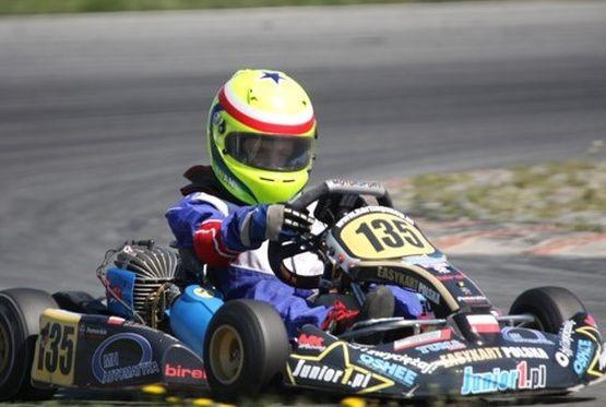 Alan Lalak triumfował w zawodach II rundy kartingowego Pucharu Easykart 60. Gdańszczanin w Radomiu wygrał będąc najmłodszym z całej stawki.