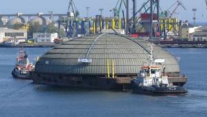 Energomontaż Północ Gdynia ma doświadczenie na rynku konstrukcji wielkogabarytowych. W 2010 roku wykonał m.in. kopułę reaktora dla Elektrowni Jądrowej w Finlandii.