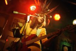 Olivia Anna Livki na początku roku swoim koncertem rozniosła sopocki SPATiF. Energii nie zabraknie jej również na Soundrive Festival.