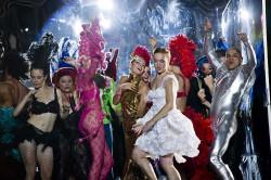 Jedna ze scen końcowych przedstawiała klubową imprezę. Czyżby to jeden z pomysłów na działalność wyremontowanej Opery Leśnej?
