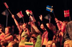 Momentami wyraźnie brakowało entuzjazmu publiczności w Operze Leśnej. Powód? Muzyka zaprezentowanych artystów jest w Polsce praktycznie nieznana.